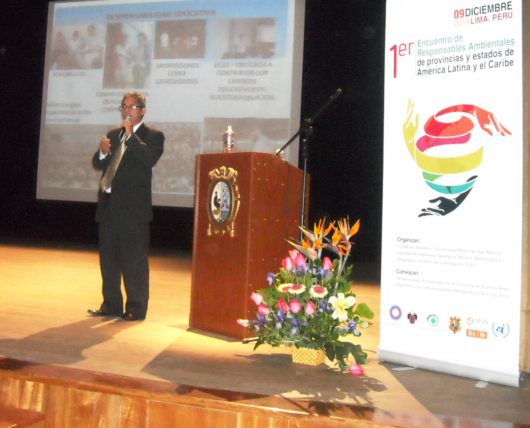 Carlos Quevedo- San Martin, Peru