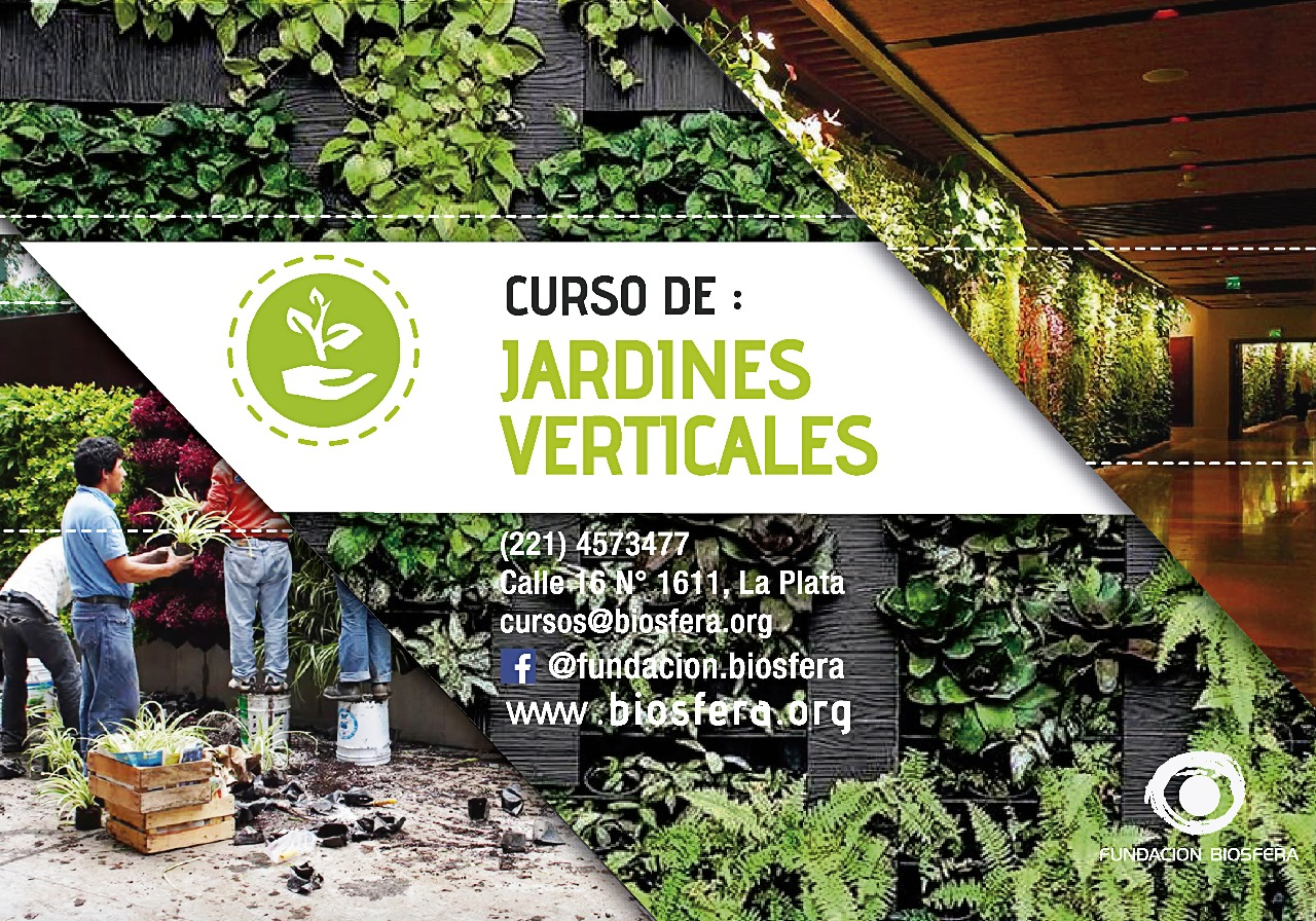 Jardines verticales fundaci n biosfera for Historia de los jardines verticales